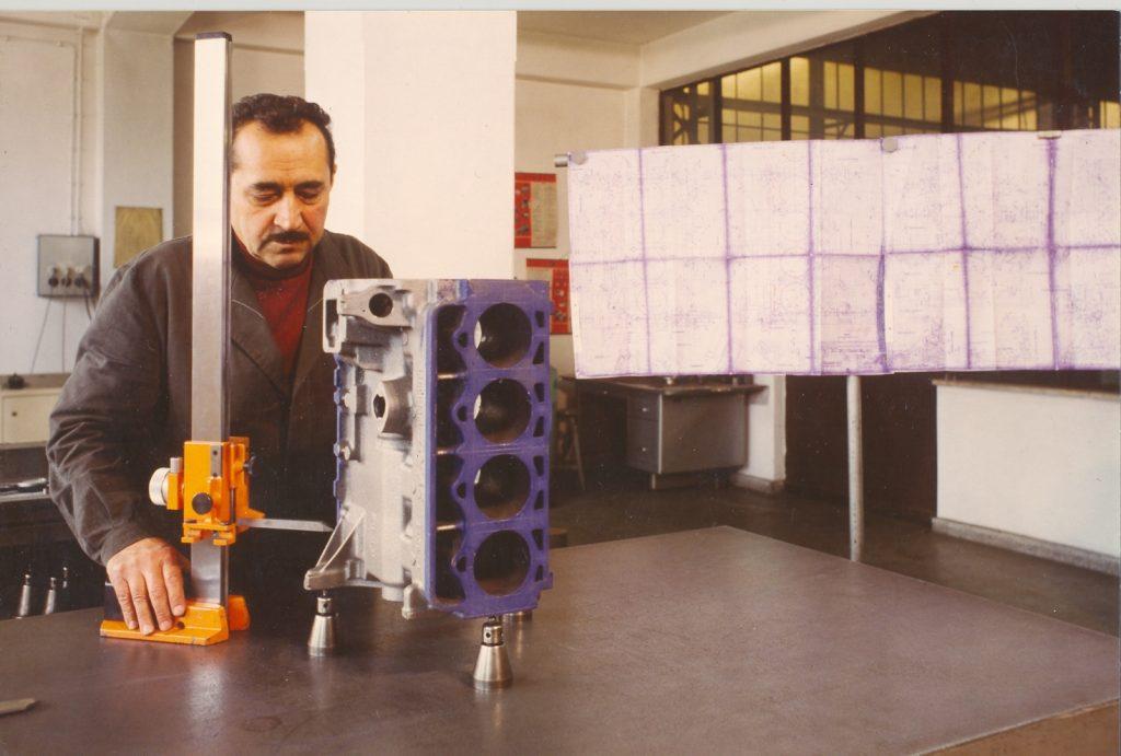 QS 9000 Kalite Yönetim Sistemi kuruldu ve belgelendirildi.